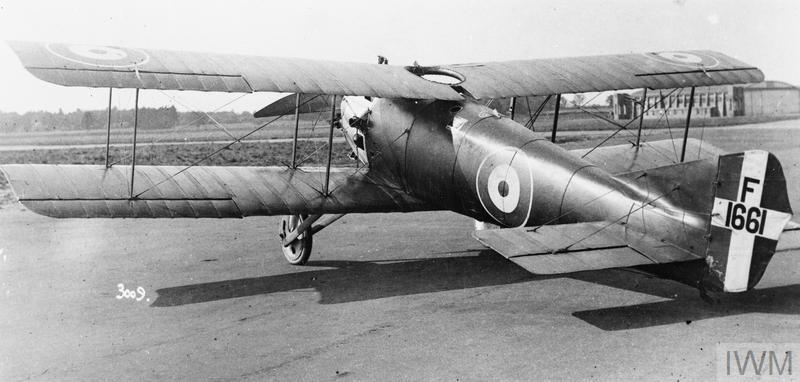 BRITISH AIRCRAFT TYPES 1918 - 1939