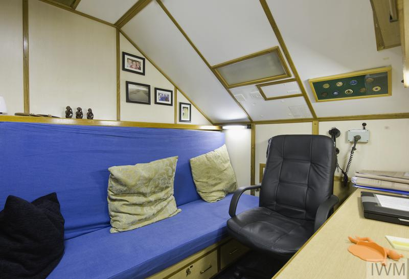 Commanding Officer's Cabin