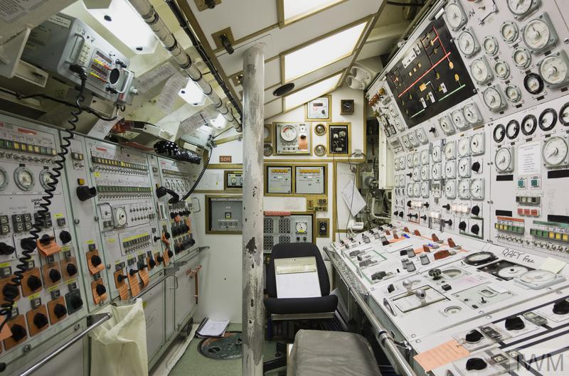 Manoeuvering Room