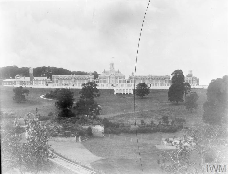 Royal Naval College, Dartmouth, 1910.