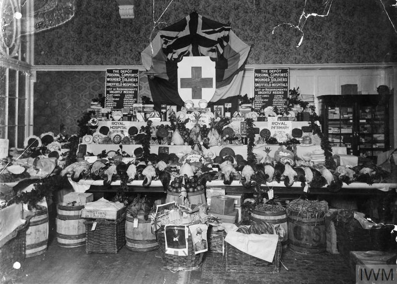 THE WELFARE CARE FOR SOLDIERS ON THE HOME FRONT, 1914-1918