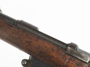Turkish Mauser Model 1890   Imperial War Museums