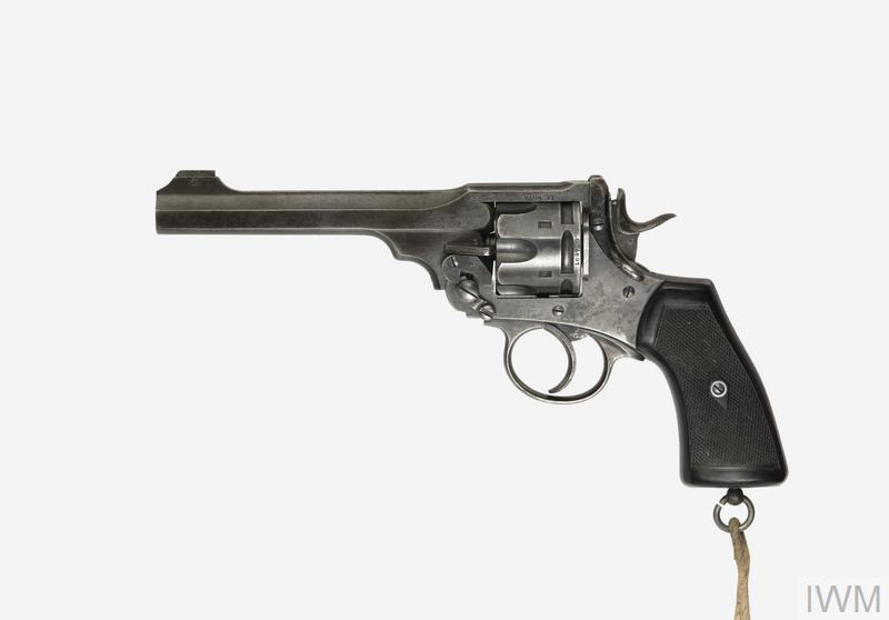Webley .455 Mark 6 (VI military) service revolver