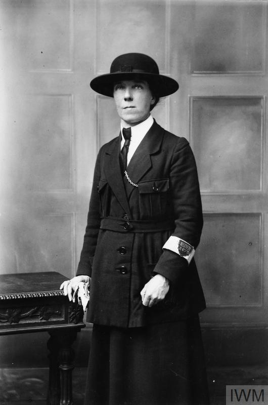 WOMEN IN THE POLICE SERVICE, 1914-1918