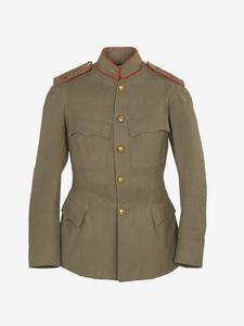 Jacket, M1907 Kittel: Porochick (Lieutenant), 55th Artillery