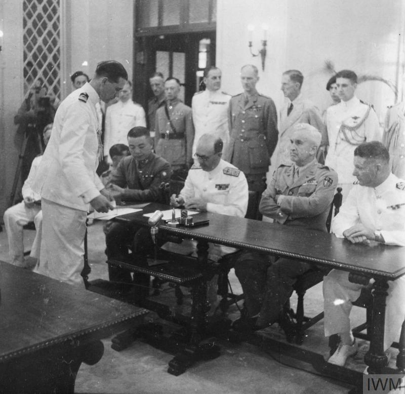 THE FAR EAST: SINGAPORE, MALAYA AND HONG KONG 1939-1945