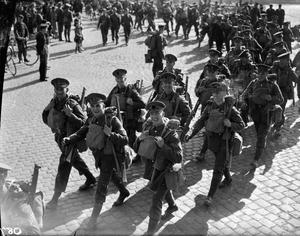 The British Expeditionary Force Bef In France 1939 1940