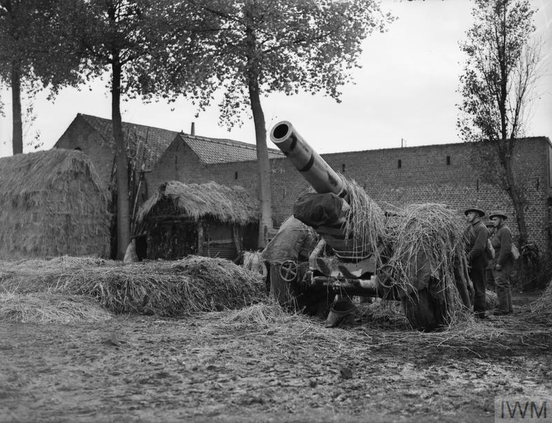 The 1st and 2nd Rockbridge Artillery