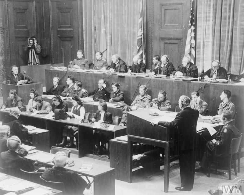 the nuremburg trials The trials were to commence on 20 november 1945, in the bavarian city of nuremberg some 200 german war crimes defendants were tried at nuremberg, and 1,600 others were tried under the traditional channels of military justice.