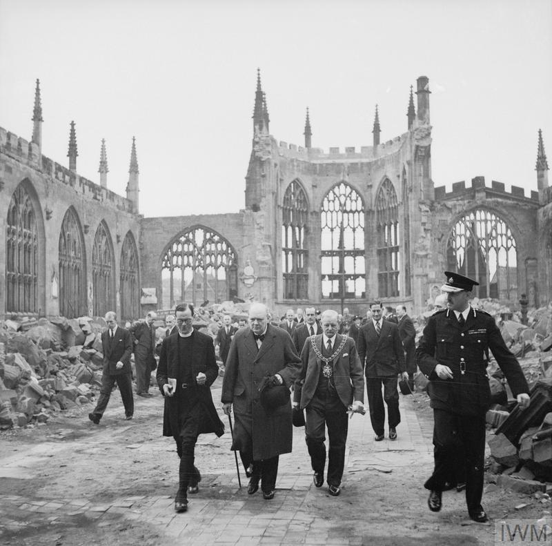 WINSTON CHURCHILL AS PRIME MINISTER 1940-1945