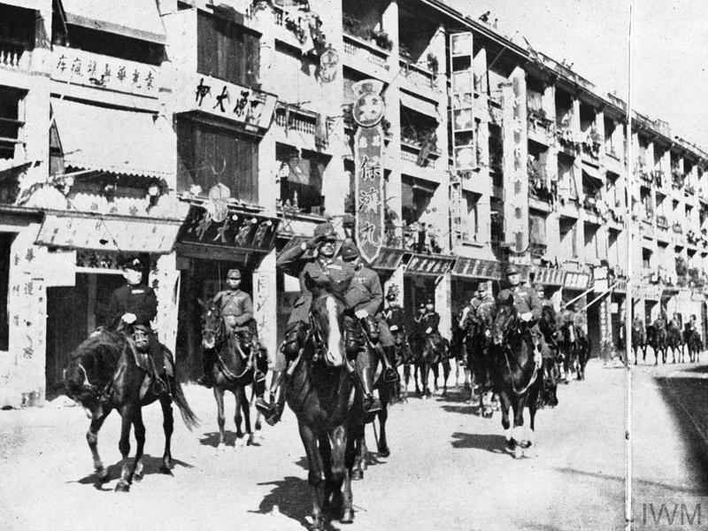 THE BATTLE OF HONG KONG, DECEMBER 1941