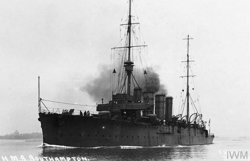 A Guide To British Ships At The Battle Of Jutland | Imperial War Museums