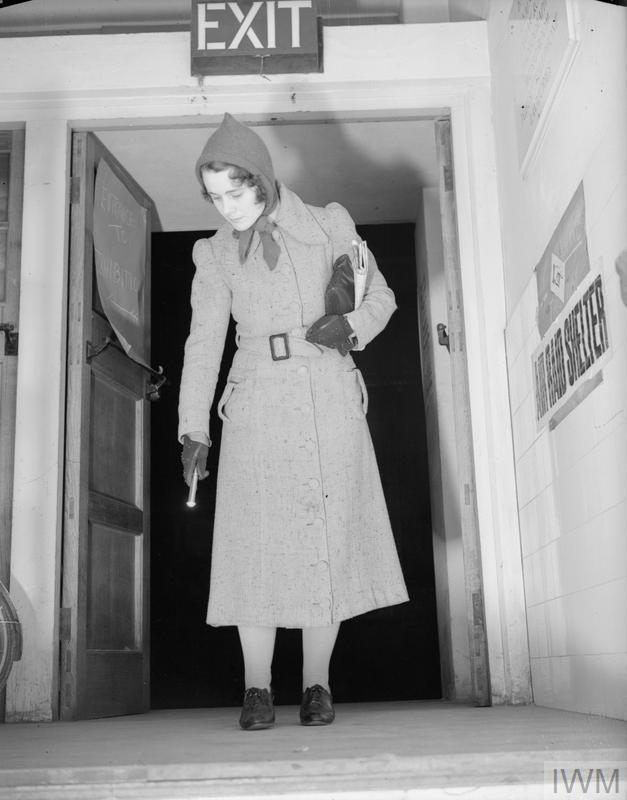 NIGHT SCHOOL GIRL: EVENING CLASSES IN WARTIME LONDON, C 1940