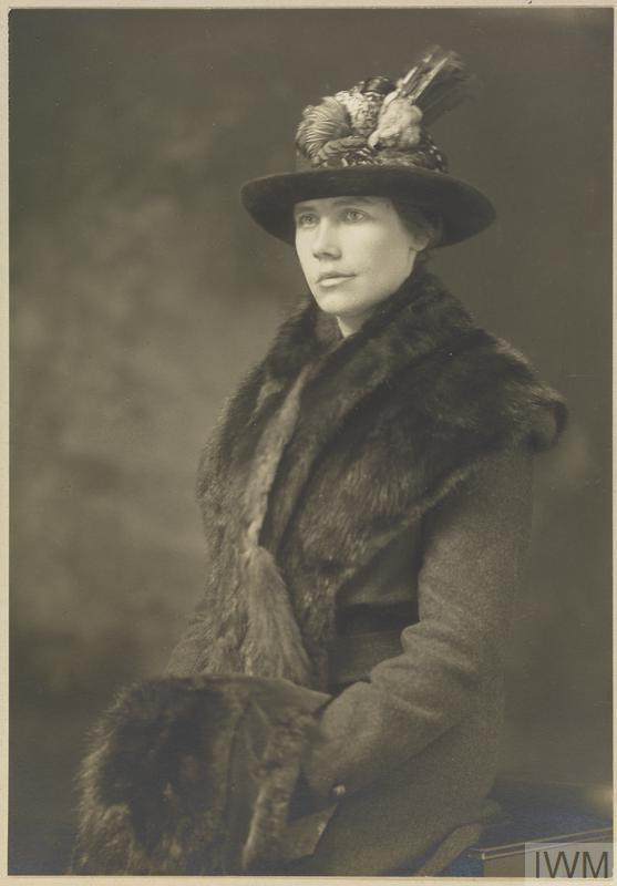Honorary Secretary Agnes Ethel Conway MBE, Imperial War Museum.