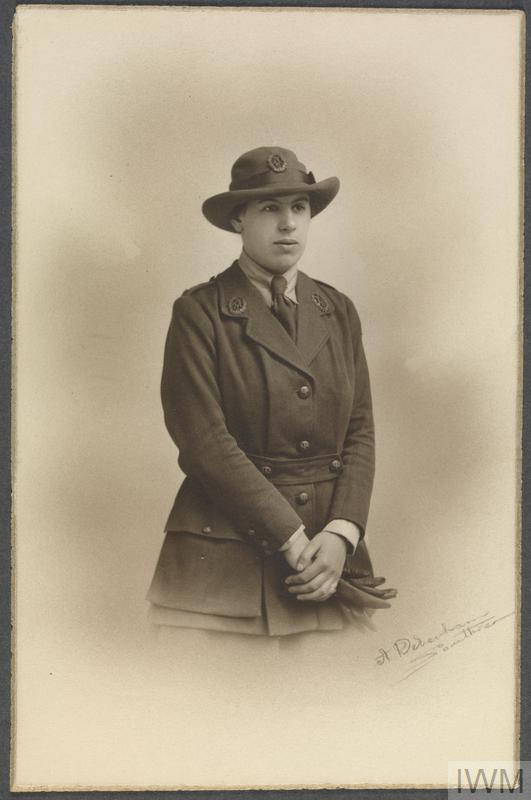 UNIT ADMINISTRATOR MISS MARY ADDISON ANDERSON