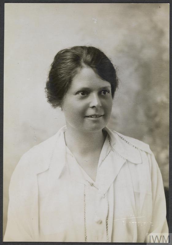 MISS MARION BURRELL