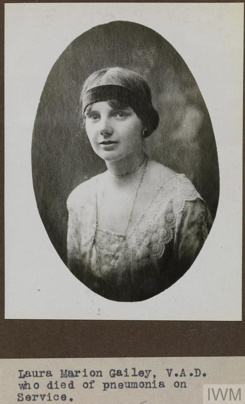 MISS LAURA MARION GAILEY