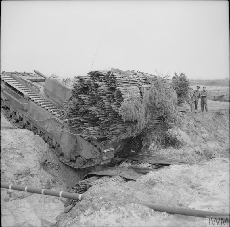 The 'Funny' Tanks of D-Day | Imperial War Museums