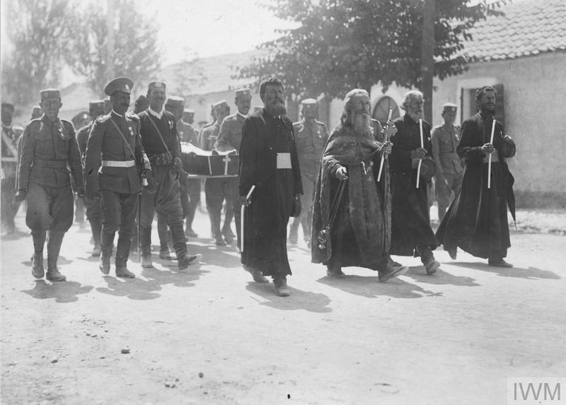 THE OCCUPATION OF MONTENEGRO BY THE CENTRAL POWERS, 1915-1918