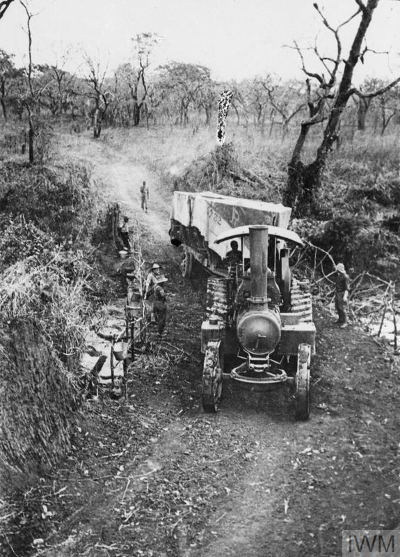 THE TANGANYIKA EXPEDITION, 1915 - 1916