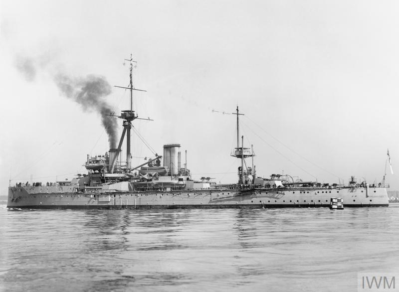 BRITISH BATTLESHIPS OF THE FIRST WORLD WAR   Imperial War ...