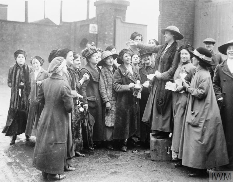 The Suffragette Movement In Britain Prior To The First