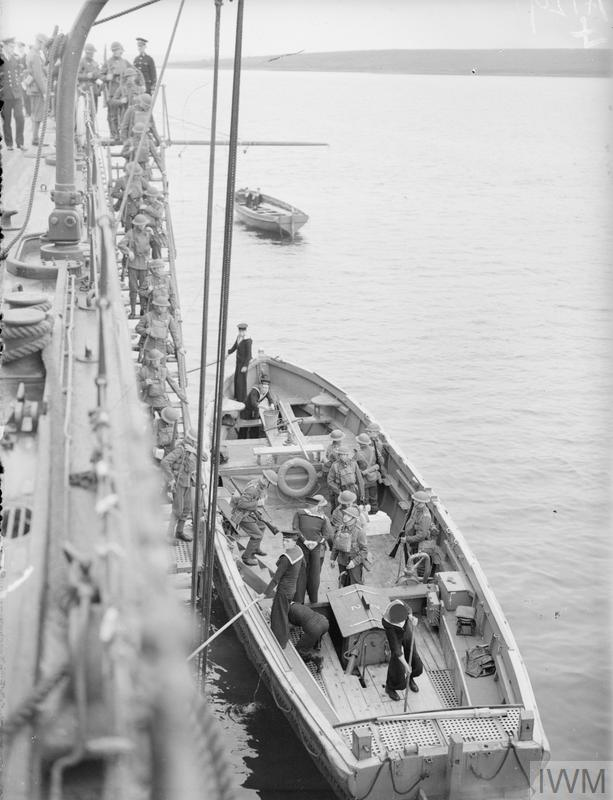 WITH THE ROYAL MARINES ASHORE AND AFLOAT. 1940, ON BOARD HMS RODNEY AND ASHORE. THE VARIOUS TASKS PERFORMED BY THE ROYAL MARINES.