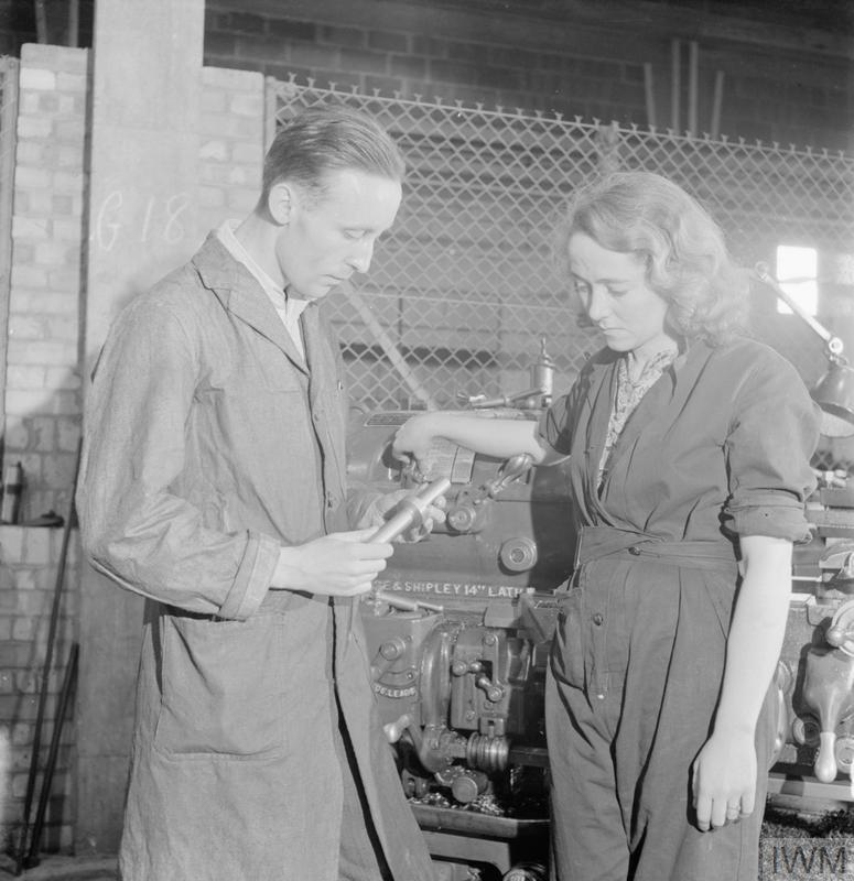 A DAY IN THE LIFE OF A SHOP STEWARD: FACTORY WORK IN BRITAIN, 1942