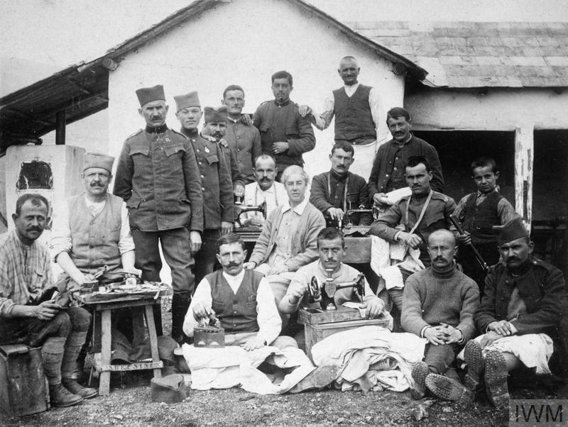 THE SCOTTISH WOMEN'S HOSPITAL IN SERBIA DURING THE FIRST WORLD WAR