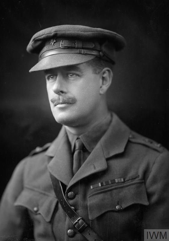 Lieutenant Colonel P A MacGregor
