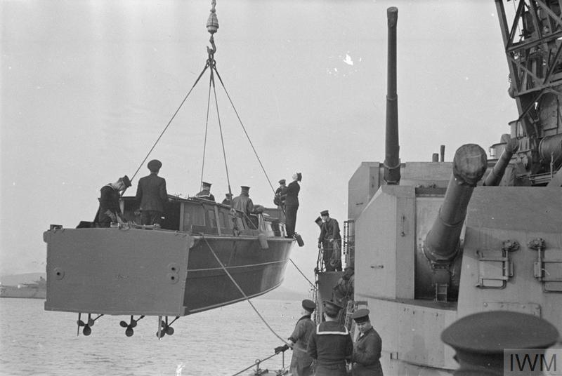 ON BOARD HMS KING GEORGE V. 1941, SCENES ON BOARD THE BATTLESHIP.