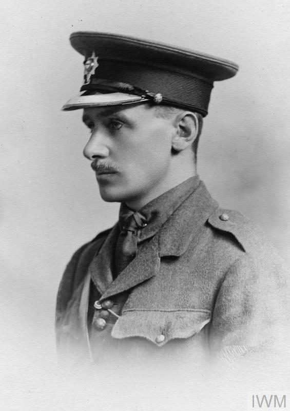 Lieutenant William Henry Alfred Fitzroy