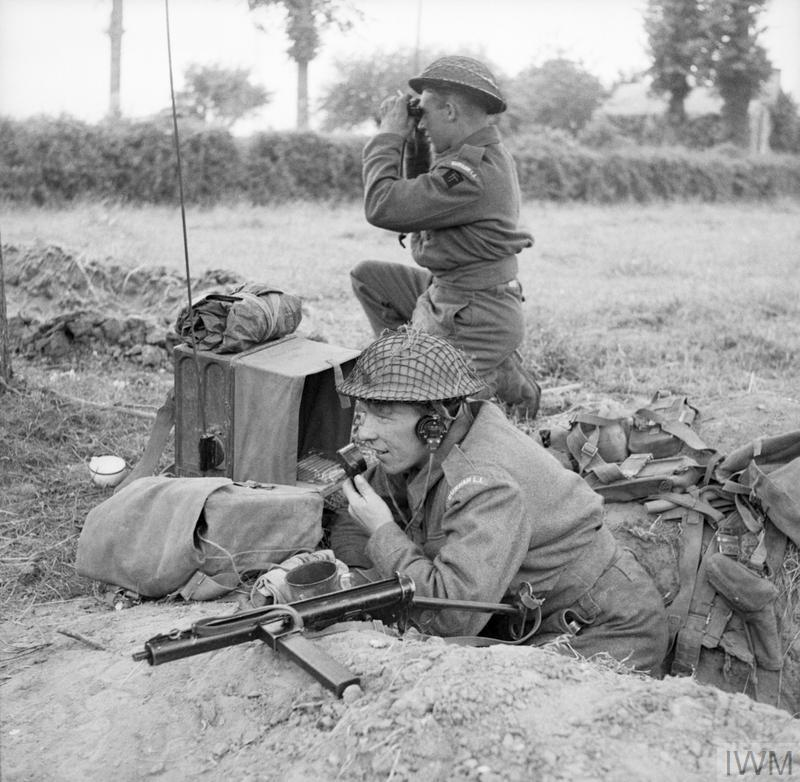 THE BRITISH ARMY IN THE NORMANDY CAMPAIGN 1944 | Imperial