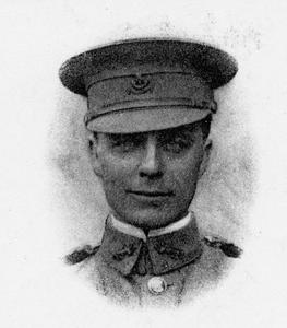 Lieutenant Harold Augustus Rupert Tooley