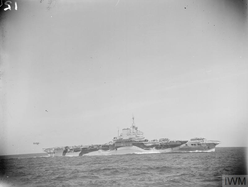 THE EASTERN FLEET ENGAGED ON A SWEEP IN THE INDIAN OCEAN. PHOTOGRAPHS TAKEN FROM HMS WARSPITE. 29 MAY 1942.
