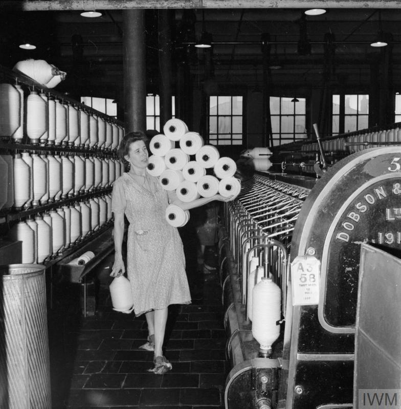 textile mill scheduling case