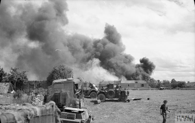 THE BRITISH ARMY IN THE NORMANDY CAMPAIGN 1944