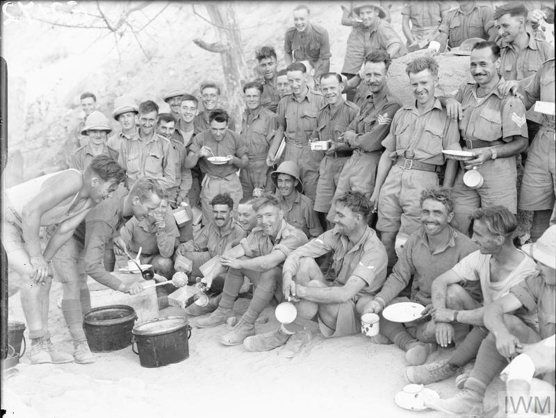 THE BRITISH ARMY IN EAST AFRICA 1941