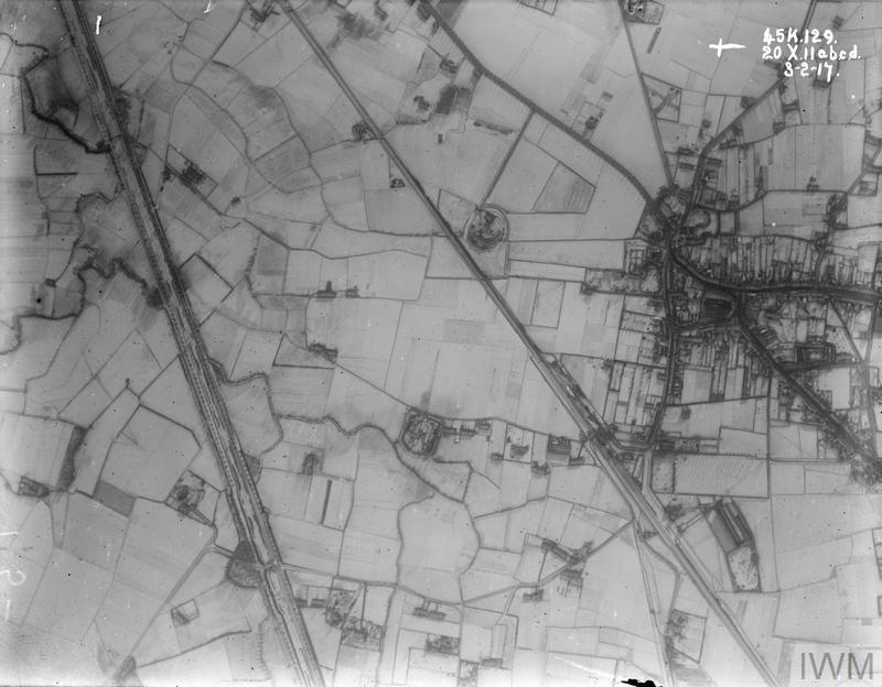 AERIAL PHOTOGRAPHY ON THE WESTERN FRONT DURING THE FIRST WORLD WAR
