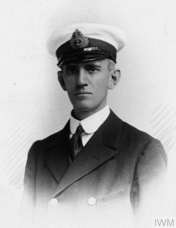 Lieutenant Charles ffoulkes. Unit: Royal Naval Volunteer Reserve. Death: April 1947. He became the first Curator and Secretary of the Imperial War Museum.
