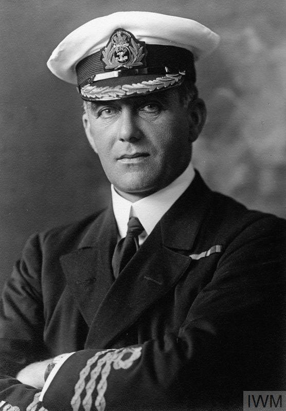 Commander F. H. Fitzroy