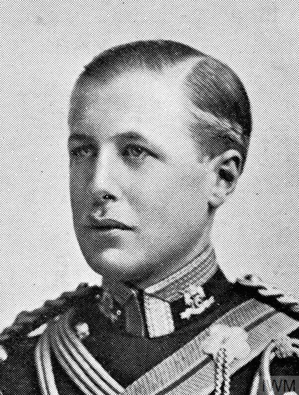 LIEUTENANT GEORGE VYVYAN NAYLOR-LEYLAND, ROYAL HORSE GUARDS
