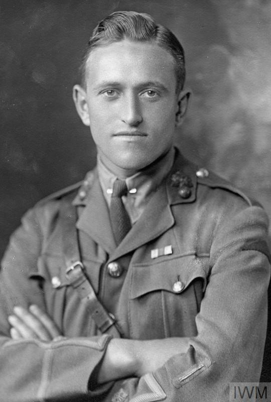 Second Lieutenant T Parker Jervis Imperial War Museums