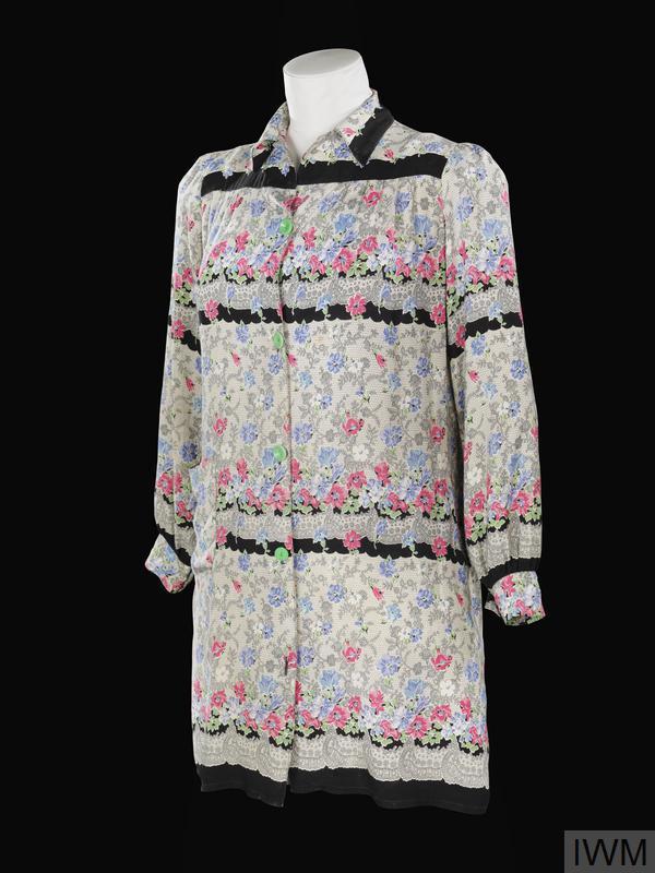 Utility Housecoat:  women's, civilian