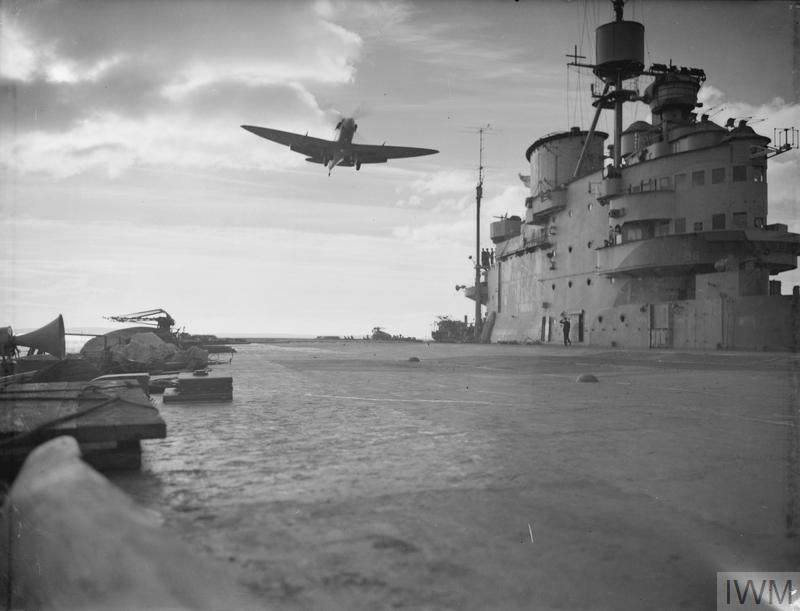FLEET AIR ARM ON BOARD HMS VICTORIOUS, SEPTEMBER 1942  | Imperial