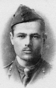 Lieutenant Gilbert Dennis James Grune