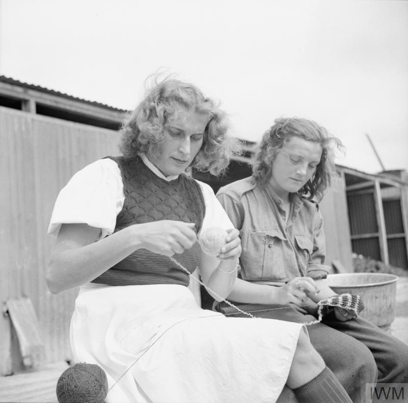 GERMAN PRISONERS OF WAR 1945
