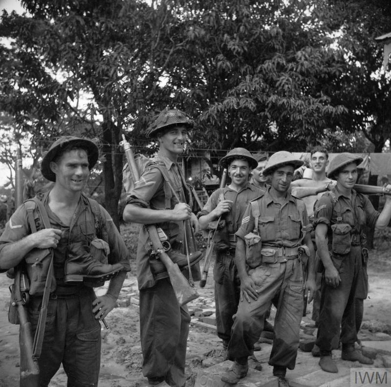 THE BRITISH ARMY IN BURMA 1945 | Imperial War Museums