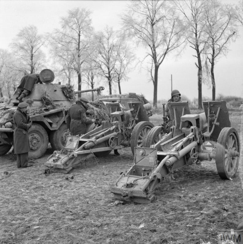 THE BRITISH ARMY IN NORTH-WEST EUROPE 1944-1945