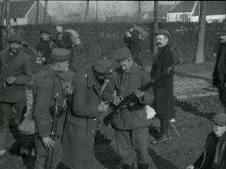 FRATERNISATION BETWEEN BRITISH AND GERMAN SOLDIERS AT ATH [Allocated Title]